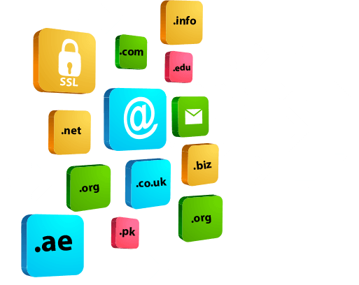 Domain Name Registration & Hosting